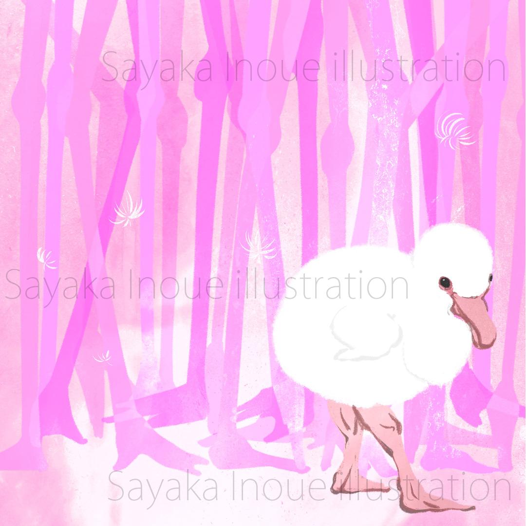 syokubutu-flamingo